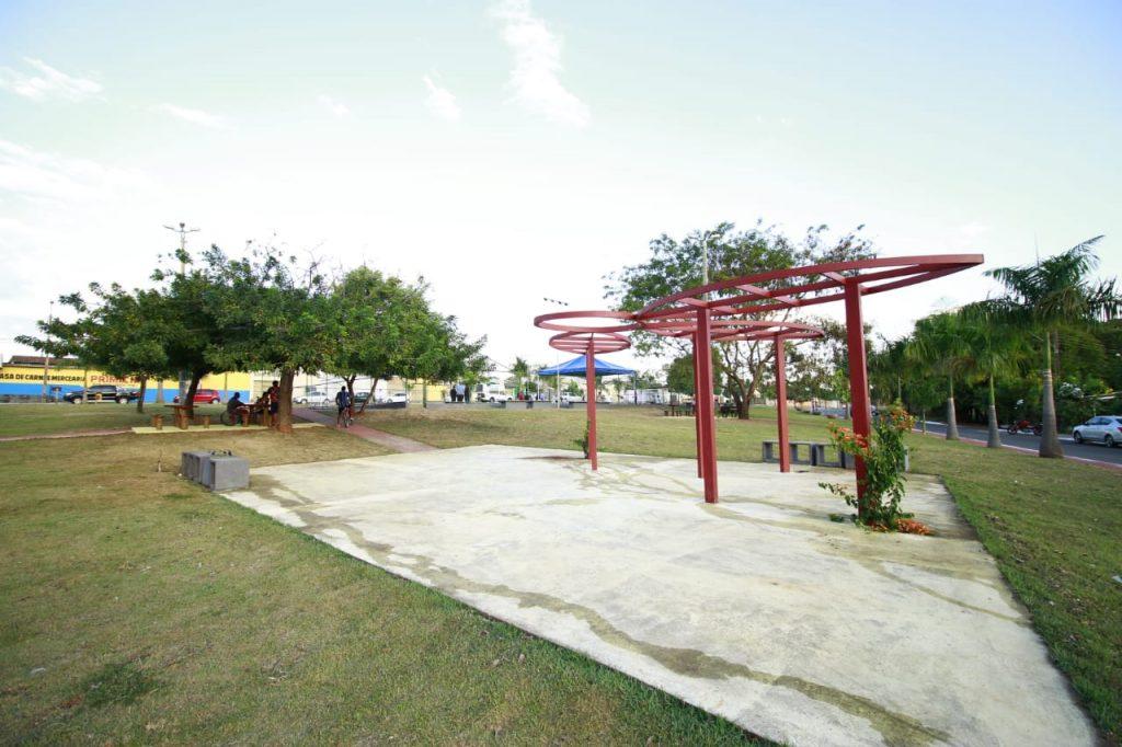 INAUGURACAO DA PRACA JD RIVIERA RODRIGO ESTRELA 3
