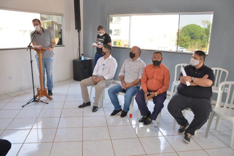 projeto social buriti sereno foto1 claudivino antunes