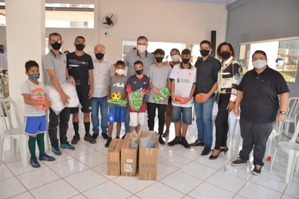 projeto social buriti sereno foto3 claudivino antunes